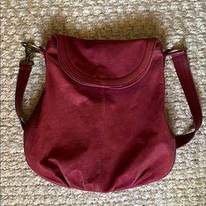 Anthropologie Cross-body or Shoulder Hobo Bag